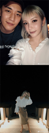 中国のモデル、李雨桐(Luyee、29)が韓国人気グループ「BIGBANG」V.I(26)の誕生会に出席した感想を伝えた。(キャプチャー)