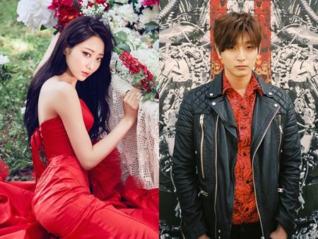 「NINE MUSES」キョンリ&「2AM」ジヌン、18日にデュエット曲を発表! (提供:news1)