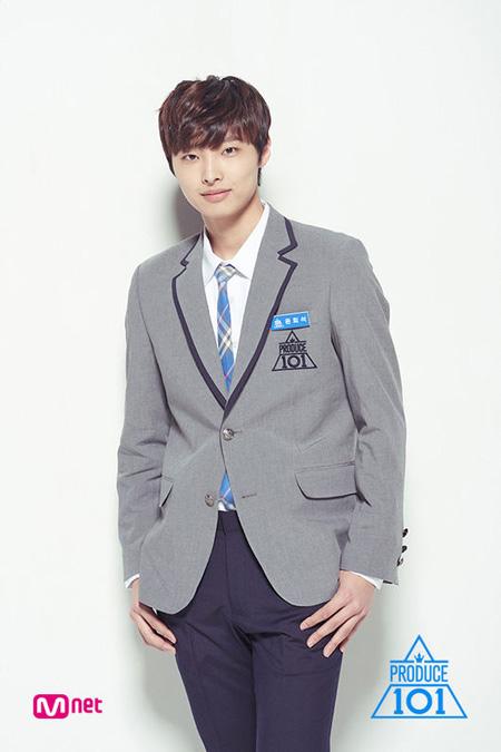 Mnet「プロデュース101(PRODUCE 101)」シーズン2に出演していたユン・ヒソクが芸能界を離れ、普通の学生に戻ったことがわかった。(提供:OSEN)
