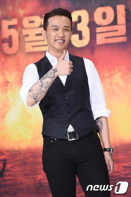 韓国のラッパー兼作曲家KUSH(33)が麻薬投薬容疑で書類送検された中、警察が「KUSH本人がうつ病を理由に投薬したと陳述した」と明らかにした。(提供:news1)