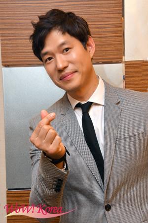 俳優ユ・ジュンサン