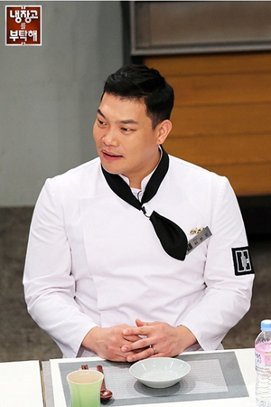韓国有名シェフのイ・チャノが、大麻類の麻薬を吸引した容疑で逮捕された。(提供:OSEN)