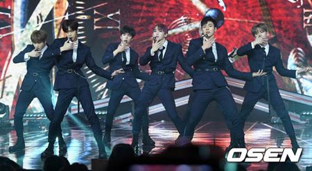 韓国ボーイズグループ「MONSTA X」が、クリスマスキャロルを発表することになった。(提供:OSEN)