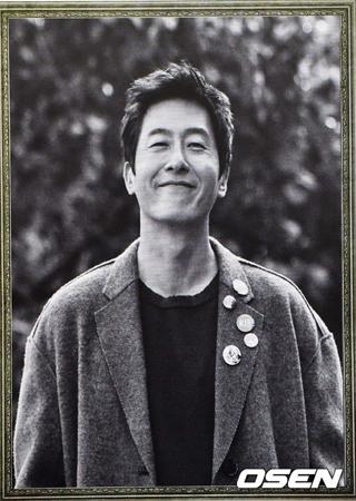 韓国俳優故キム・ジュヒョク(享年45)の追悼ミサが営まれた。(提供:OSEN)