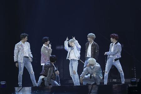 「防弾少年団」、日本「Mステ」初出演に期待感…「DNA」日本語バージョンを生放送で披露へ(提供:OSEN)