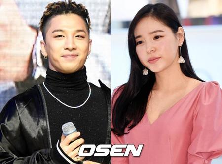 韓国ボーイズグループ「BIGBANG」メンバーのSOL(29)と女優ミン・ヒョリン(31)が3年の交際の末、結婚することになった。(提供:OSEN)