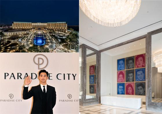 ドラマ&映画ロケ地で注目!! 仁川空港の隣にオープンしたパラダイスシティとは!?