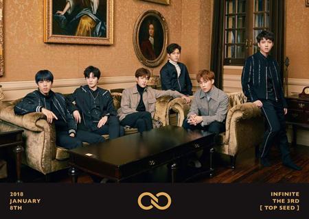 韓国アイドルグループ「INFINITE」が来年1月8日のカムバックを確定した。(提供:news1)