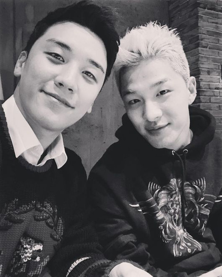 「BIGBANG」SOL、メンバーV.Iへの溢れる愛情示す 「世界で一番かわいい末っ子」(提供:OSEN)