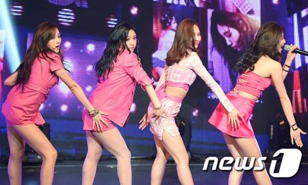 【公式】「Miss A」、電撃解散を公式発表…フェイ&スジのみJYPと再契約