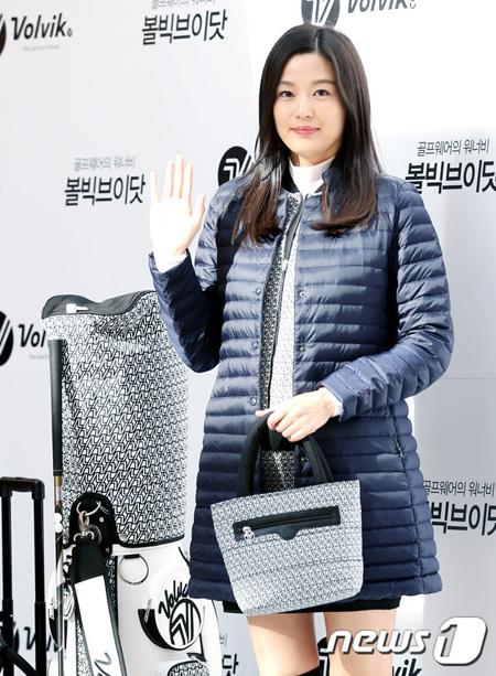 【公式】女優チョン・ジヒョン、来年1月出産の第2子は男の子