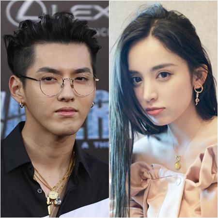 元「EXO」KRIS、ウルムチ出身女優Coulee Nazhaとの熱愛説を否定 「ねつ造された」(提供:OSEN)
