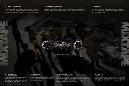 """JYP期待の星""「Stray Kids」、来月8日にプレデビューアルバム「Mixtape」発売! (提供:OSEN)"