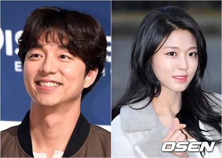 韓国俳優コン・ユが、2017年消費者が最も好むモデルに選ばれた。女性のトップは「AOA」ソリョンだった。(提供:OSEN)