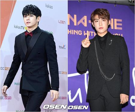 韓国ボーイズグループ「Wanna One」が、大韓民国トップ歌手賞を受賞した。(提供:OSEN)