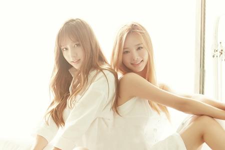 韓国ガールズグループ「EXID」のメンバー、ハニとソルジが「お金の花」OST(オリジナル・サウンド・トラック)の第2走者となる。(提供:news1)