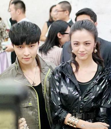 韓国アイドルグループ「EXO」LAY(26)が中国出身の女優タン・ウェイ(38、湯唯)と共演する。(提供:OSEN)