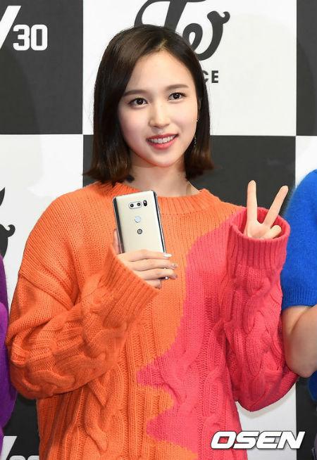 MBC正月特集「アイドル陸上選手権大会」に「TWICE」ミナが出演するというニュースが伝わった中、MBC側が事実ではないと伝えた。(提供:OSEN)