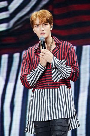 """韓国ボーイズグループ「JYJ」メンバーのジェジュンが、改めて驚くべき""""チケットパワー""""を見せた。(提供:OSEN)"""