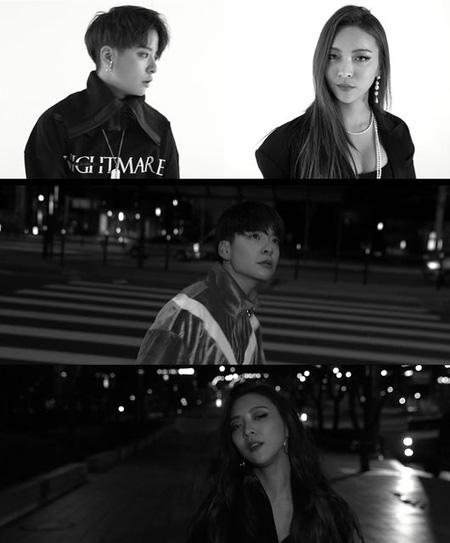 「f(x)」エンバ&ルナ、きょう(5日)新曲「Lower」発表! (提供:OSEN)