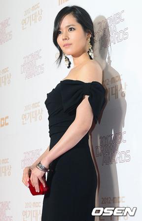 韓国女優ハン・ガインが、ドラマに復帰することになった。(提供:OSEN)