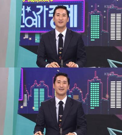 韓国俳優シン・ヒョンジュン(49)が、二人の子の父親になる感想を明らかにした。(提供:OSEN)