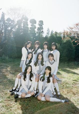 韓国ガールズグループ「fromis_9」が、今月24日に正式デビューすることが決まった。(提供:OSEN)