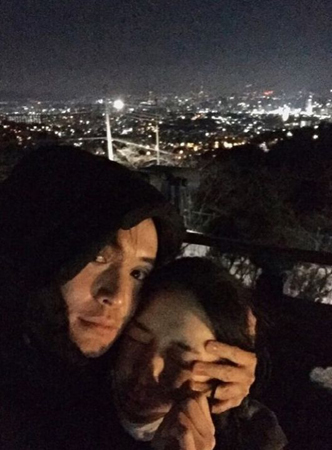 韓国ガールズグループ「T-ARA」元メンバーのアルムと新人俳優イ・スンジェに熱愛報道が広がっている。(提供:OSEN)