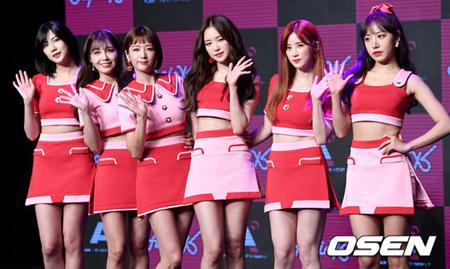 韓国ガールズグループ「Apink」が、1年ぶりに単独コンサートを開催した。(提供:OSEN)