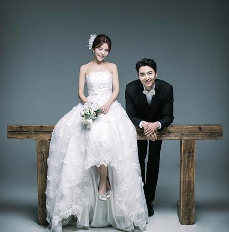 元「5tion」イ・ヒョン&ミュージカル女優のユ・ハナ、2月3日に挙式(提供:news1)