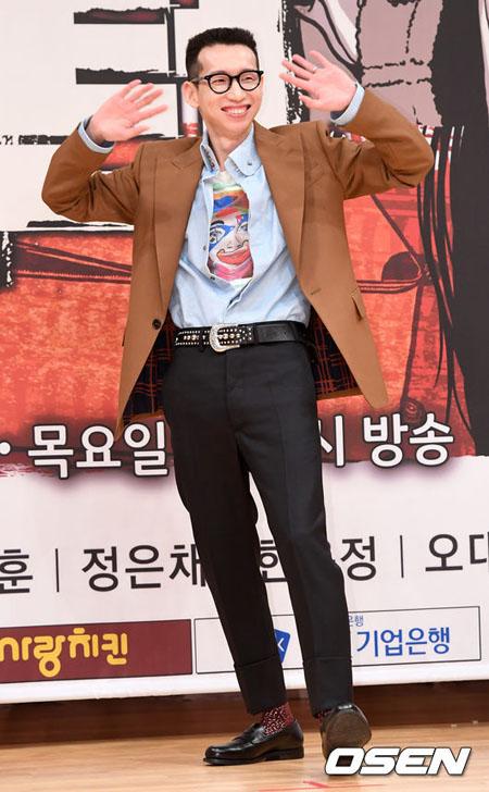 新ドラマ「リターン」出演の俳優ポン・テギュ、育児ストレスが悪役演技の助けに
