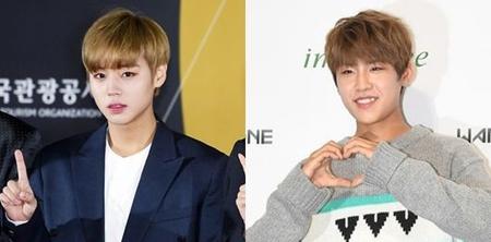 """韓国ボーイズグループ「Wanna One」側が、話題になっている""""機内での映像""""に関してコメントを発表した。(提供:OSEN)"""