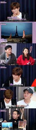 韓国ボーイズグループ「JYJ」メンバーのジェジュンが撮った写真が、本日のベストカットに選ばれた。(提供:OSEN)