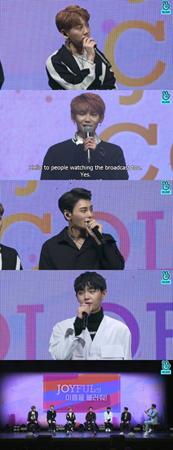 韓国ボーイズグループ「JBJ」のメンバーは、2ndミニアルバムで自分たちのカラーをしっかりとアピールした。(提供:OSEN)