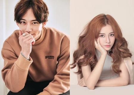 韓国俳優チン・ジュヒョン(23)がベトナムのトップ女優チー・プー(Chi pu、24)と熱愛中だ。(提供:OSEN)