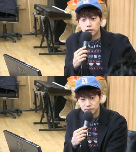 ウヨン(2PM)、JYPパク・チニョン代表から称賛されたと明かす 「新曲、とても良いと」(提供;OSEN)