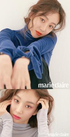 韓国女優チョン・リョウォン(37)が画報インタビューを通して胸の内を明かした。(提供:news1)