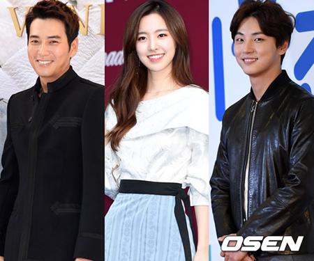 韓国俳優チュ・サンウク(39)、女優チン・セヨン(24)、俳優ユン・シユン(31)らが出演するTV朝鮮の新ドラマ「大君」の放送開始日が決まった。(提供:OSEN)