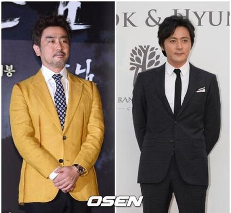 韓国映画「7年の夜」が、約2年前にクランクアップしてからついに公開されることになった。(提供:OSEN)