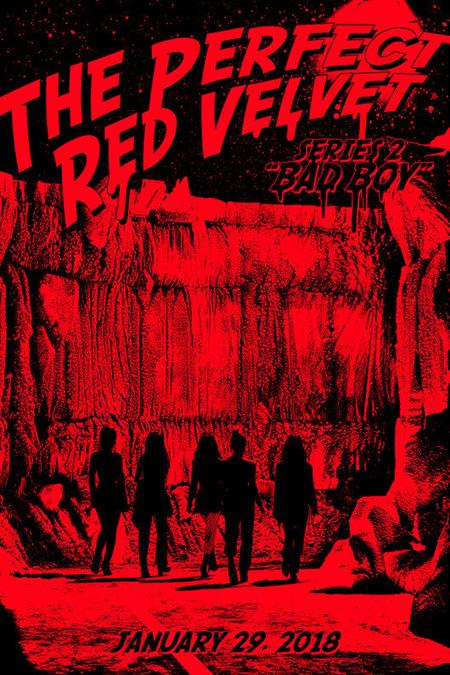 「Red Velvet」、29日にリパッケージアルバム発売=タイトル曲は「Bad Boy」! (提供:OSEN)