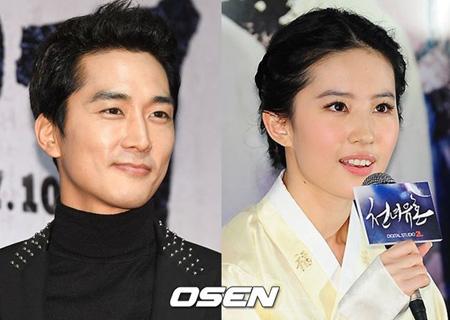 中国女優リウ・イーフェイ(30)が韓国俳優ソン・スンホン(41)と破局した中、彼女の最側近が状況を伝えた。