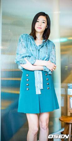 韓国女優チョン・ジヒョン(36)が26日、第2子となる男の子を出産した。(提供:OSEN)