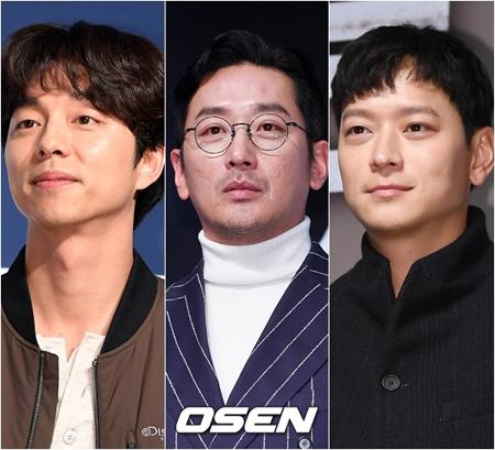 韓国映画俳優ブランド評判2018年1月のビックデータを分析した結果、俳優コン・ユが1位となり、ハ・ジョンウ、カン・ドンウォンが後に続いた。(提供:OSEN)