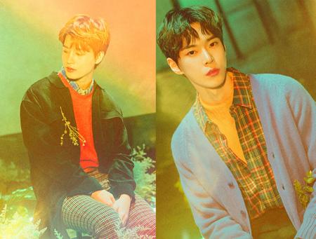 韓国アイドルグループ「NCT」のメンバーテイルとドヨンがKBS月火ドラマ「ラジオロマンス」OST(オリジナル・サウンドトラック)に参加する。(提供:OSEN)