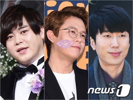 韓国歌手ムン・ヒジュンが、チャン・ユンジョンらが所属するアイオーケーカンパニーのTNエンター事業部と専属契約を結んだ。(提供:news1)