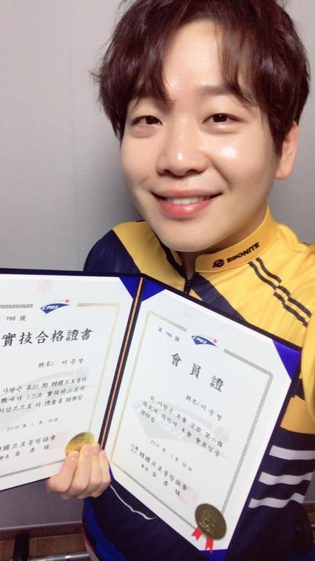 「2BiC」ジュンヒョン、プロボウラーテストに最終合格=K-POP歌手初の快挙(提供:news1)