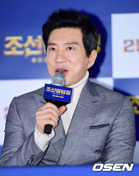 俳優キム・ミョンミン、映画「朝鮮名探偵」の続編に「シリーズ3がヒットすれば…」