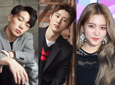 韓国MBC「SHOW! 音楽中心」で、「iKON」のB.IとBOBBY、「Red Velvet」のイェリがスペシャルMCを務めることになった。(提供:OSEN)