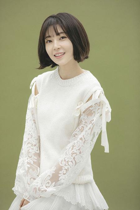 女優ペク・チニ、tvNドラマ「ゴハン行こうよ3」ヒロイン役に抜てき(提供:OSEN)