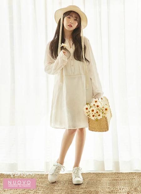「Red Velvet」アイリーン、2年連続でシューズブランドのモデルに抜てき!
